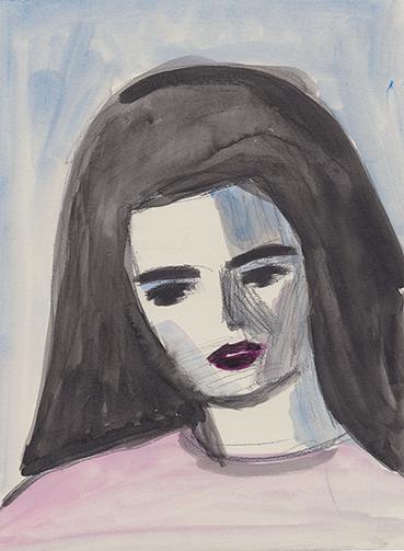 Zoe Taylor Portrait 1