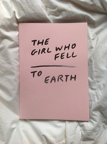 Girl Who Fell To Earth cover