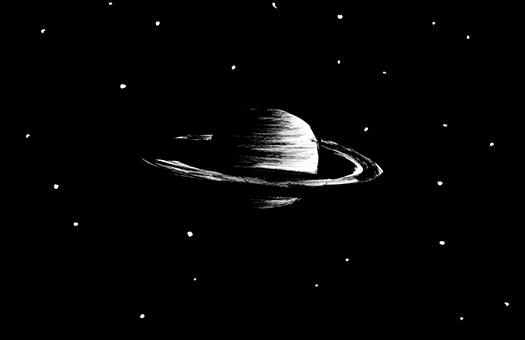 Saturn web